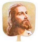 Christ the Lord Fan