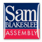 Square and Rectangular Political Campaign Buttons available in many sizes