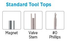 Standard Tool Tops