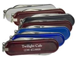 Custom Pocket Knife