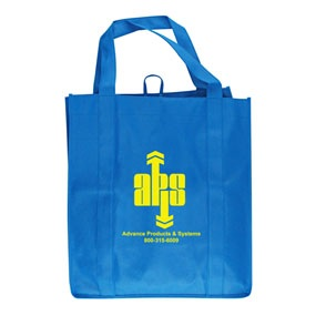 At many tradeshows, the most popular and most used item is a bag to put material and samples in!