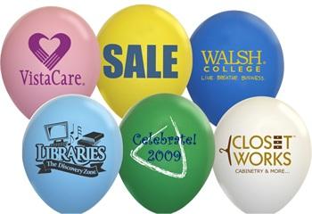 Standard Balloons
