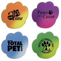 Paw Die Cut Mood Eraser