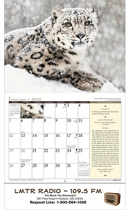 Old Farmers Almanac Weather Watchers 2020 Calendar