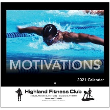 Motivations 2021 Calendar Cover