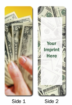 Financial Custom Bookmarks