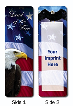Political/Patriotic Wholesale Bookmarks