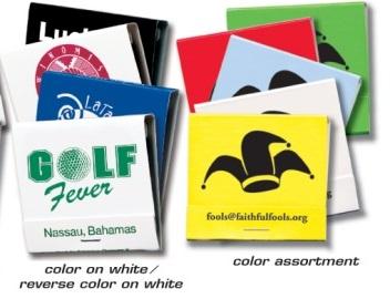 Custom Matchbooks