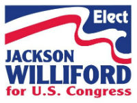 Custom Campaign Yard Sign - Election for Congress