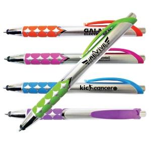 Silver Jubilee Pen Stylus
