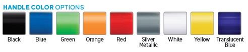 Pocket Screwdriver Handle Colors